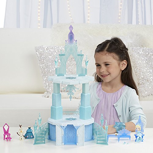 Disney Frozen Little Kingdom Elsa's Magical Rising Castle JungleDealsBlog.com