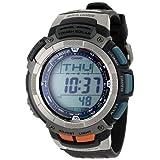 Casio Mens PAW1100-1V Pathfinder Atomic Solar Watch by Casio