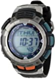 """Casio Men's PAW1100-1V """"Pathfinder"""" Sport Watch with Black Resin Band"""