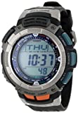 Casio Mens PAW1100-1V Pathfinder Atomic Solar Watch