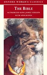 The Bible with Apocrypha (Authorized King James Version)