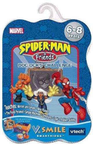 Imagen de VTech - V.Smile - Spiderman y Amigos 2: Desafío Doc Ock