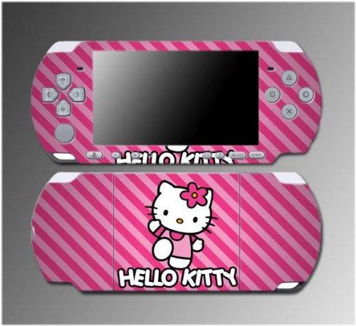 Cute Kitty Pink Candy Stripes Princess Video