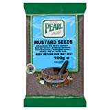 White Pearl Mustard Seed 100 g (Pack of 10)