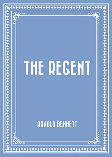 the-regent-english-edition