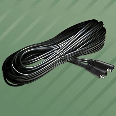 Deltran Battery Tender 12v Battery Extension Lead Cord 125 Ft 081 0148 12 TEJ