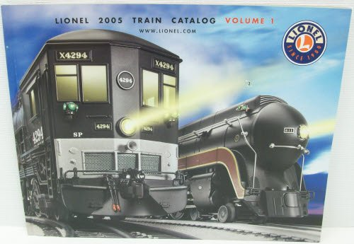 2005 Lionel Train Catalog - 1