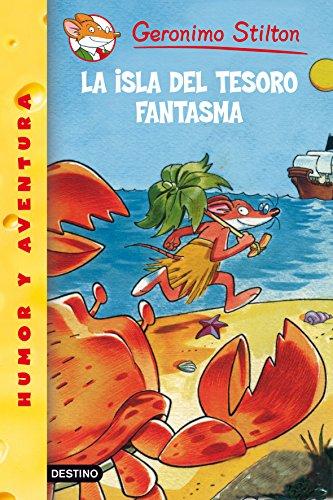 Geronimo Stilton - La isla del tesoro fantasma: Geronimo Stilton 42