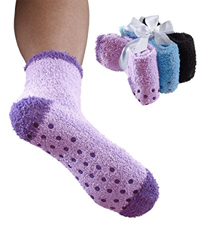 Best Hospital Socks For Women Non Skid Anti Slip Grip