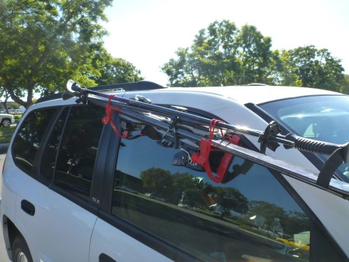 Snow Ski Fishing Rod Car Rack General General