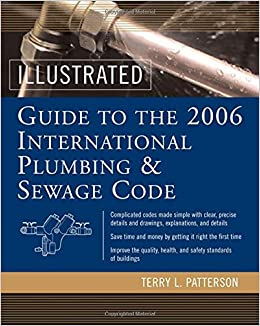 international plumbing code book pdf