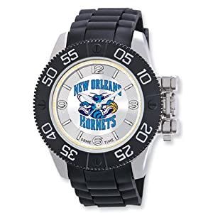 Mens NBA New Orleans Hornets Beast Watch by Jewelry Adviser Nba Watches
