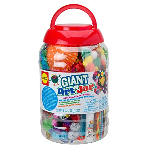 ALEX Toys Giant Art Jar (Kids In A Jar compare prices)
