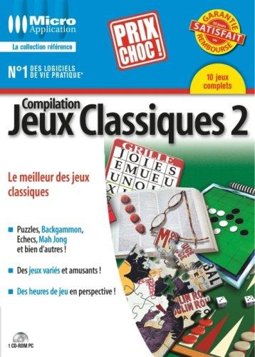 Compilation Jeux Classiques 2