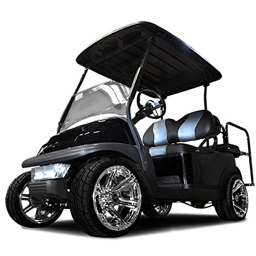 Madjax Lo-Pro 2004-Up Lift Complete Kit For Club Car
