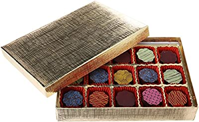 Sparko Sweets Handmade S Collection Design Gourmet Chocolates, 11.2 Ounce