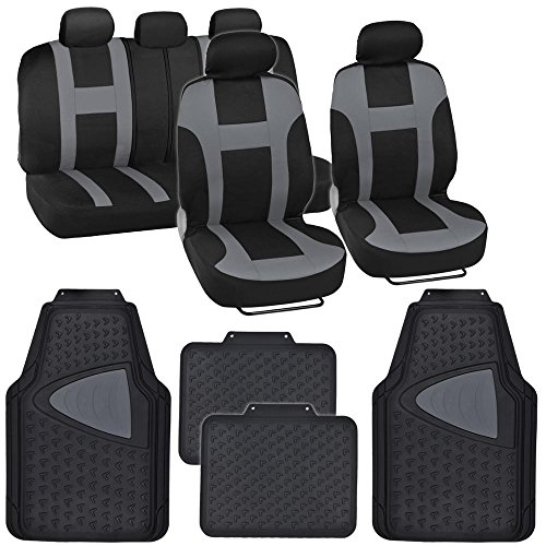 Find Out Monaco Car Seat Covers PolyCloth W Motor Trend