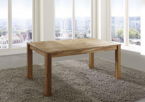 SAM-Esszimmer-Holztisch-Elli-120-x-90-cm-rechteckiger-Esstisch-aus-massiver-gelter-Wildeiche-Tisch-im-zeitlosen-Design-mit-markanter-Maserung