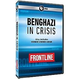 FRONTLINE: Benghazi In Crisis DVD