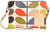 Orla Kiely Multi Stem Travel Pouch Shoulder Bag