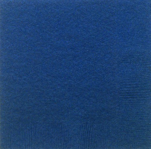 Bright Royal Blue Beverage Napkin