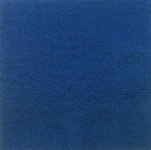 Bright Royal Blue Beverage Napkin