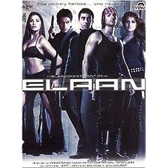 amazoncom elaan 2005 hindi action film bollywood