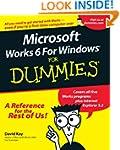 Microsoft Works 6 for Windows For Dum...