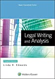 Legal Writing and Analysis (Aspen Coursebook)
