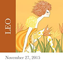 Leo: November 27, 2015  by Tali Edut, Ophira Edut Narrated by Lesa Wilson