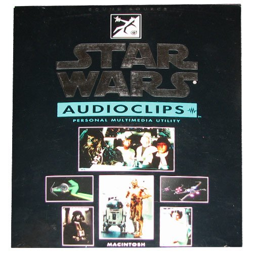 Star Wars Audio Clips Personal Multimedia Utility 3.5