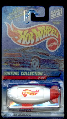 Hot Wheels 2000-142 Blimp Virtual Collection 1:64 Scale - 1