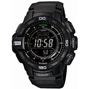 7e72bd1cfb Casio腕時計♪◎PROTREK カシオ プロトレック トリプルセンサーVer.3搭載