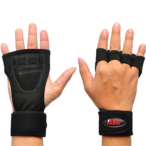 SEEU-Workout-Gloves-with-Wrist-Support-Ideal-for-Fitness-WOD-Weight-lifting-Gym-Workout-Powerlifting-Suits-Men-Women-5-ColorS-SML-1-Pair