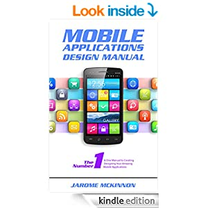 Amazoncom Mobile Applications Design Manual The Number