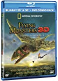 Flying Monsters 3D (Blu-ray 2D/3D+DVD combo pack)