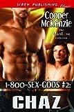 1-800-SEX-GODS #2: Chaz (Siren Publishing Classic ManLove)