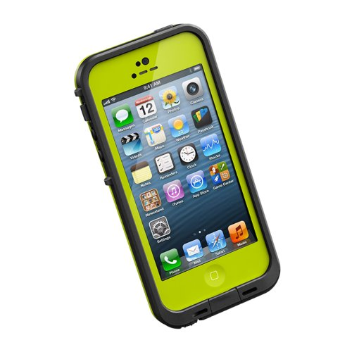 Lifeproof Fre Series Case For Iphone 5 - Retail Packaging - Lime