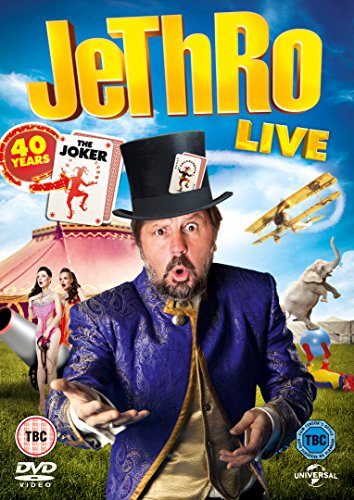 Jethro Live: 40 Years the Joker [DVD] [2015]