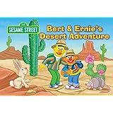 Sesame Street Pop-Up Books-Bert & Ernie's Desert Adventure