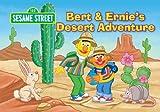 Sesame Street Pop-Up Books-Bert & Ernies Desert Adventure
