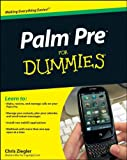 Palm Pre For Dummies Chris Ziegler