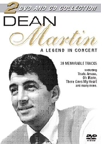 Dean Martin - A Legend In Concert [DVD]