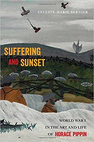 51iLQ3tdxbL. SX329 BO1,204,203,200  Suffering and Sunset: World War I in the Art and Life of Horace Pippin