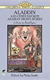 Aladdin and Other Favorite Arabian Nights Stories (Dover Childrens Thrift Classics)