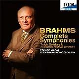 ブラームス:交響曲全集・大学祝典序曲・悲劇的序曲