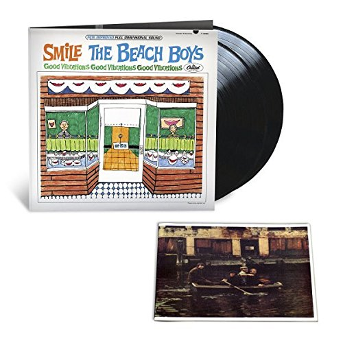 Vinilo : The Beach Boys - The Smile Sessions (2 Disc)