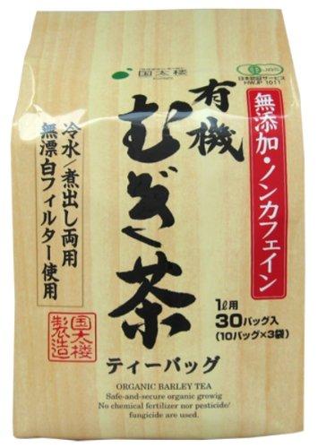 KuniFutoshi-ro organic barley tea 30P (Roasting Barley compare prices)