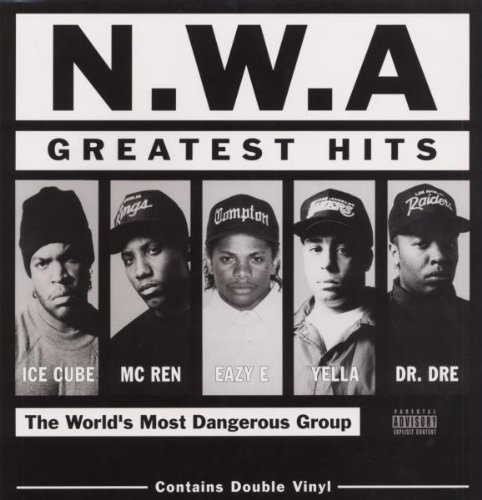 N.W.A - Greatest Hits [VINYL] - Zortam Music