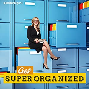 Get Super Organized Speech